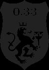 Бельгийская брассери Brasserie 0.33. Бельгийское пиво. Москва. Логотип.