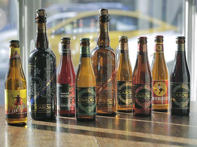 Бельгийская брассери Brasserie 0.33. Бельгийское пиво. Новости.