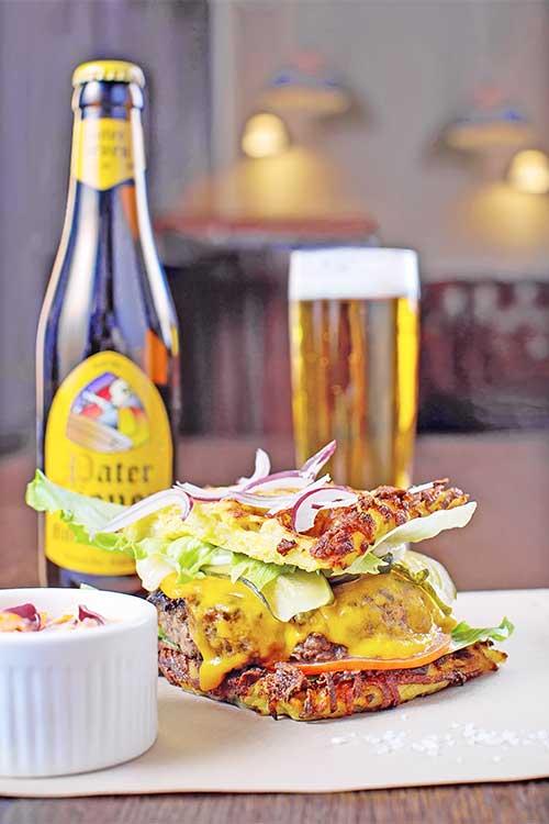 Бельгийский бургер