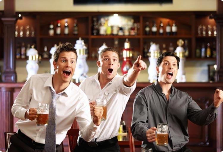 Бельгийская брассери Brasserie 0.33. Бельгийское пиво. Москва. Спортивные трансляции.